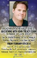Broadway at The Hall Series: An Evening with John...