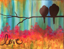 Turning Point's Paint 'N Sip