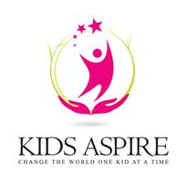 """KIDS ASPIRE """"Change The World One Kid At A Time"""""""