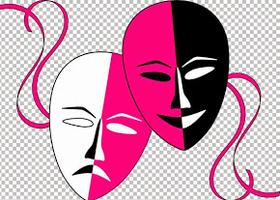 "Theatre Roanoke College Winter Production ""Blithe..."