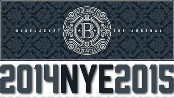 Bluejacket's 2014 New Year's Eve Blowout