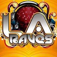 LA Raves logo
