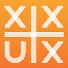 XX+UX logo