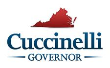 Ken Cuccinelli for Governor logo
