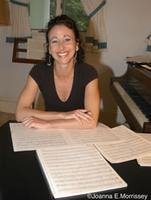 Composer to Composer with Andrea Clearfield