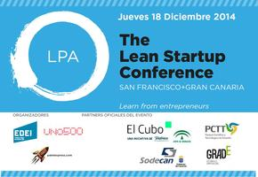 Las Palmas – The Lean StartUp Conference 2014