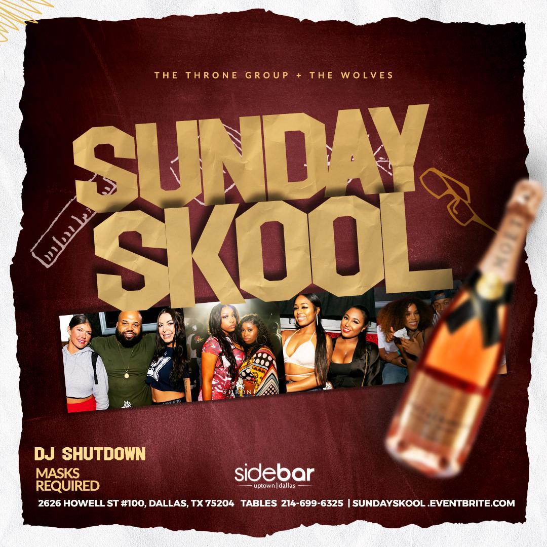Sunday Skool - The return of Sidebar Sundays