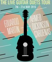 EDUARDO MARTIN & AHMED DICKINSON CARDENAS, THE LIVE...