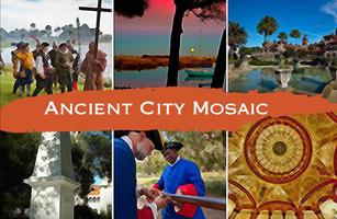 Ancient City Mosaic