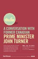 A Conversation with Former Prime Minister John Turner