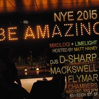 """""""Be Amazing"""" New Years Eve Celebration Presented by..."""