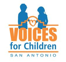 Voices for Children of San Antonio logo