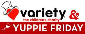 Yuppie Friday & Variety Children's Charity Academy Awards®...