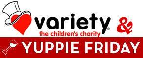 Yuppie Friday & Variety Children's Charity Academy...