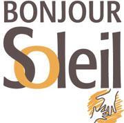 Bonjour Soleil logo