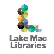 Lake Mac Libraries logo