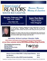 """Stay in Touch; Video Blogging"" WCR February Business..."