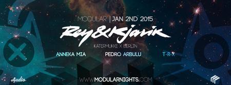 MODULAR | REY & KJAVIK, DE (KATERMUKKE)