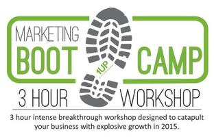 Turn Up The Biz Marketing Boot Camp
