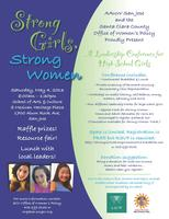 Strong Girls, Strong Women Leadership Conference