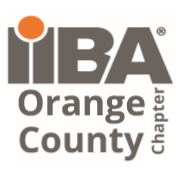 IIBA-OC Dinner Meeting
