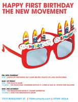 The New Movement Anniversary Weekend