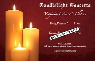 Candlelight Concerts by the Virginia Women's Chorus