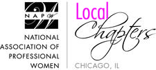 Chicago Local Chapter - National Association of Professional Women logo