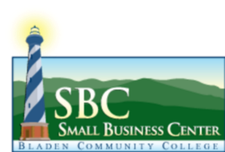Bladen Community College Small Business Center logo