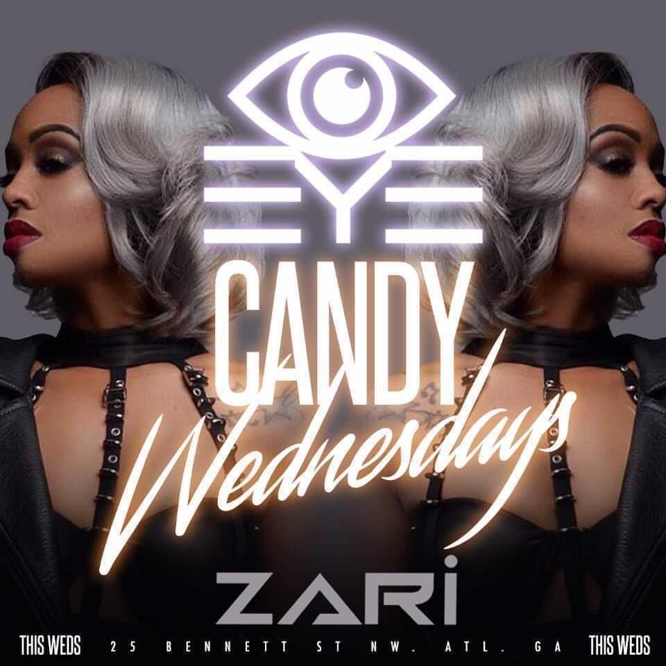 R & B, Afrobeat, & Hip Hop this Wednesday at Zari Lounge in Buckhead