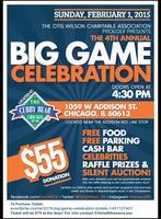 2015 Big Game Celebration