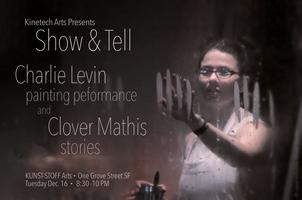 Show & Tell: The Layers of Charlie & Clover