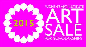 2015 Women's Art Institute Art Sale for Scholarships