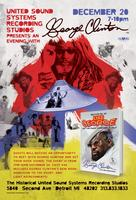 George Clinton Book Signing/Meet & Greet