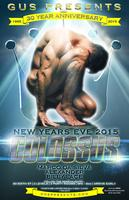 COLOSSUS | New Years Eve 2015 San Francisco