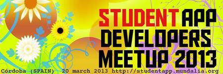 STUDENT APP DEVELOPERS MEETUP 2013