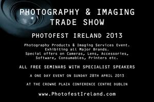 Photofest Ireland 2013