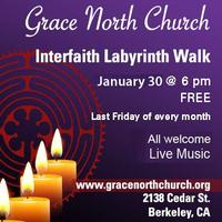 Interfaith Labyrinth Walk with Live Music at Grace...