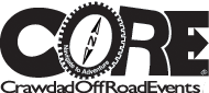 Crawdad Off-Road Events logo