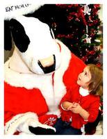 Santa Cow Winter Wonderland Sleighride @ Chick-fil-A...