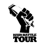 XOTICS HAIR TOUR LOS ANGELES BARBER/SNEAKER BATTLE...