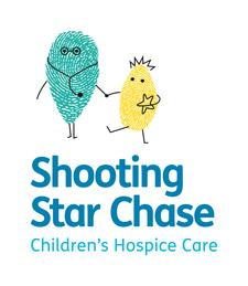 Shooting Star Chase Children's Hospice Care logo