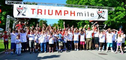 TRIUMPH mile leader info session