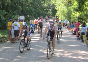 Wisconsin Ironman Course Ride #1