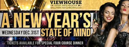 ViewHouse Ballpark Presents: A New Year's State of Mind