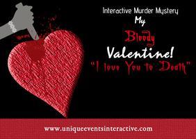 My Bloody Valentine Interactive Murder Mystery