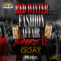 "The Red Winter Fashion Affair ""Part II"""