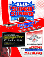 Super Bowl XLIX Viewing Party