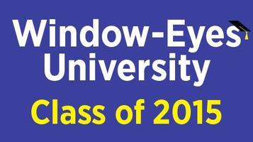 Two- or Three-Day Window-Eyes Training in Portland, OR