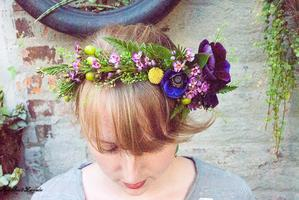 Flower Crown Workshop - Wearable Flowers
